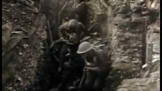 Matanza en las trincheras