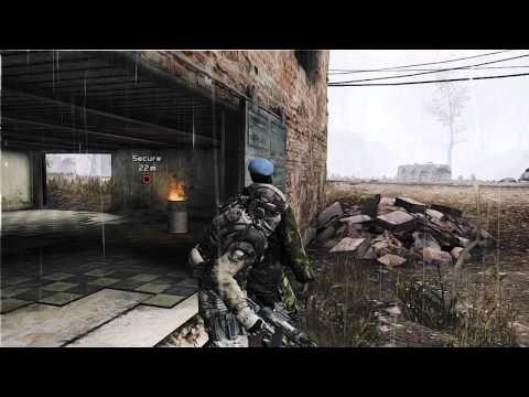 Mission Walkthrough 1 - Stealth [UK]