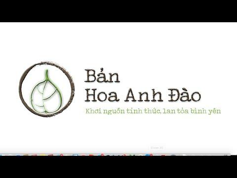 BẢN HOA ANH ĐÀO - Trung tâm Hàm Dưỡng Tâm Hồn và Rèn Luyện Kỹ Năng Sống