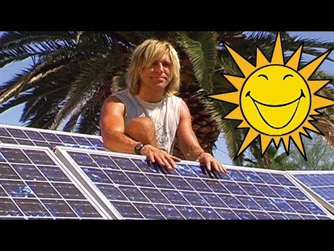 SOLAR POWER 4 ME- My house is powered by the SUN, ...You can do this too!