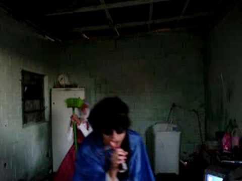 Doentes cantando Enferrujou - Fresno
