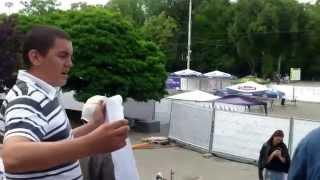 Protest la Guvern, competiție cu trubadurii din PMAN