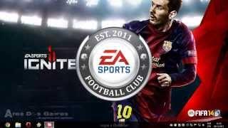 FIFA 14: Como Instalar O Crack V5 + Update 1 [SEM ERROS