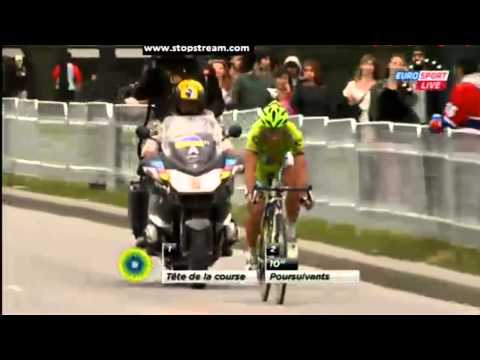 Peter Sagan wins alone Gp Montréal 2013