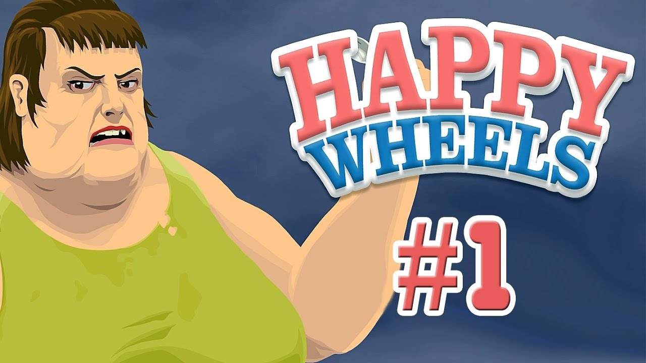 happy wheels google games