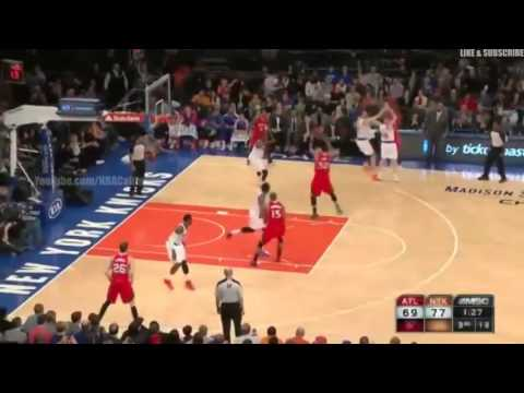 Atlanta Hawks vs New York Knicks   December 14  2013   Full Game Highlights   NBA 2013 14 Season
