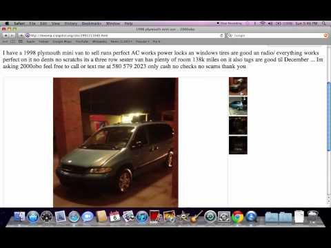 Craigslist Texoma Used Cars And Trucks Under 3400 Ford ...