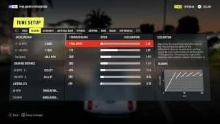 Forza Horizon 2 How To Make A Wheelie Car