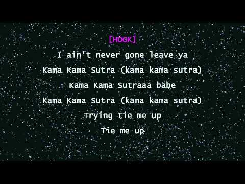Jason Derulo - Kama Sutra ft. Kid Ink LYRICS