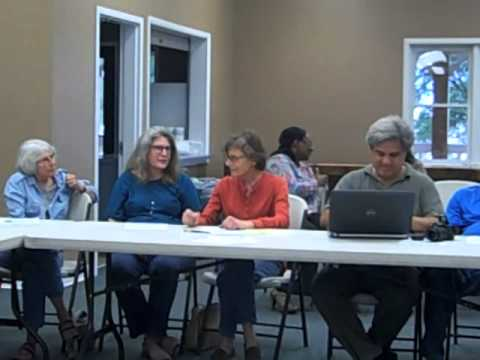 A Community Conversation About Apalachicola Traffic Flow