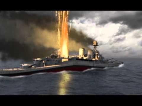 Veľké boje histórie - Lov na Bismarck 1941