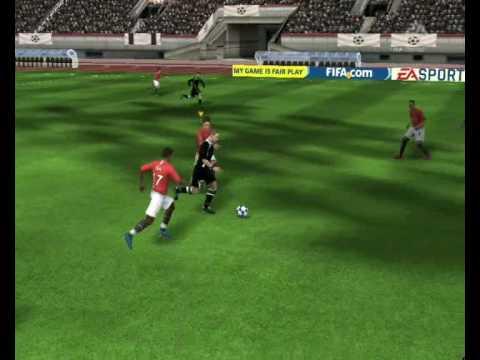 Финты FIFA 09