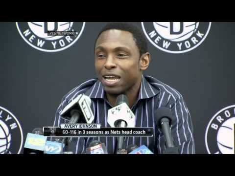 "Avery Johnson Speaks On Getting Fired from Nets ""It's Not Always Fair..."""