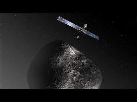 Alarm Will Sound for Rosetta Spacecraft En Route to Land Probe on a Comet