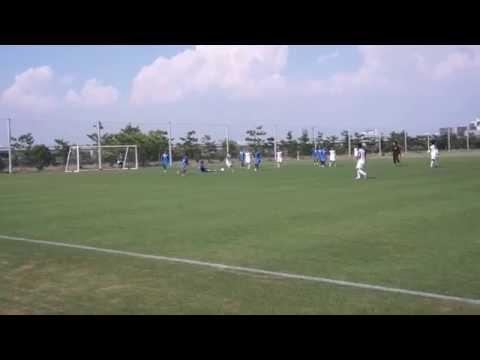 Giao hữu U19 Việt Nam - U18 Gamba Osaka ( hiep1-1)-U19 ベトナムvs U18 ガンバ大阪