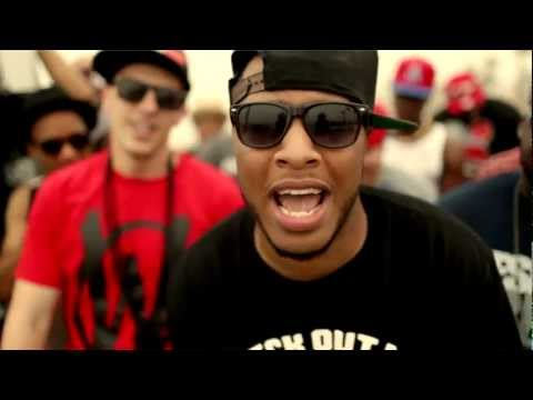 Knucklehead Ft. theBREAX - TOE TAPPY   OFFICIAL MUSIC VIDEO