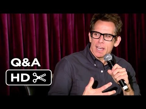Movies For Grownups FF - The Secret Life Of Walter Mitty - Ben Stiller Q&A (2013)
