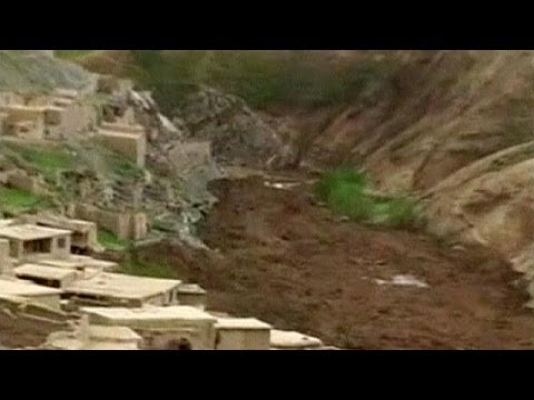 Afghanistan: Hundreds dead, 2,000 feared missing in landslide