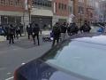 Raw: Protests Erupt Following Trump Inauguration