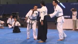 Aikido teknikleri - Mori Shihan