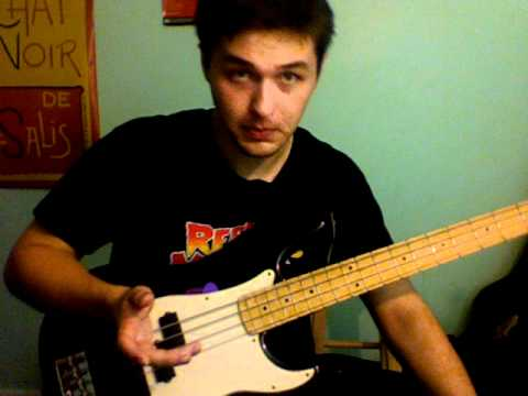 Chords on Bass Lesson #6 - &quot;Alpha&quot; Voicings