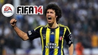 FIFA 14 Best Young Players In Career Mode Salih Ucan