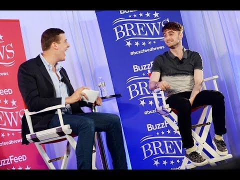 "Daniel Radcliffe Talks About ""The Friend Zone"""