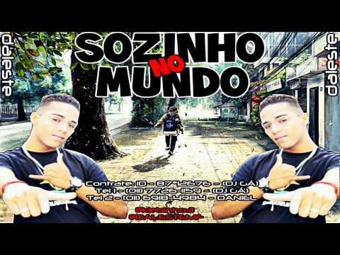 MC DALESTE - SOZINHO NO MUNDO ♪ (THG PROD.) LANÇAMENTO 2013