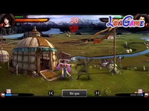 Trailer test game anh hùng xạ điêu online mobile đang làm nhiệm vụ