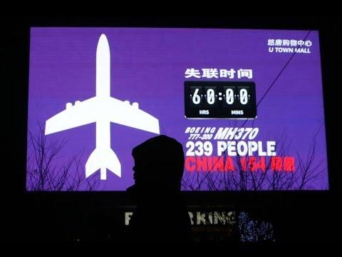 Máy bay mất tích MH370 thách thức sự kiểm duyệt của ĐCSTQ