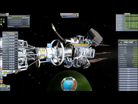 KSP Interstellar Space Program Episode 9, Jool Power