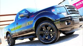 2014 F150 Tremor With Roush Power Pack 415HP Ford Of