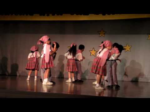 Itik itik  by OLM Kindergarten Students (a Filipino Folk Dance)