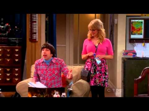 Howard Wolowitz's impressions of Nicolas Cage, Al Pacino and others.