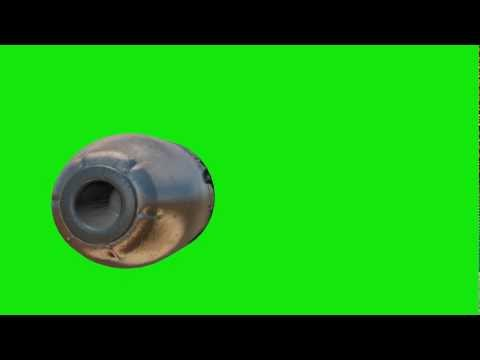 FREE GREEN SCREEN - Bullet! HD!
