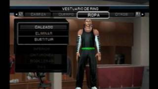 Wwe Smackdown Vs Raw 2011 How To Create To Jeff Hardy(Mi