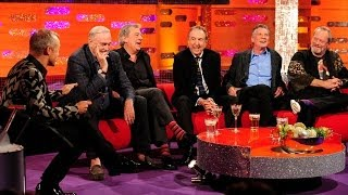 Monty Python Answer Boy Band Questions The Graham Norton