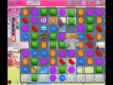 Candy crush level 33 - tips to beat the hardest level in candy