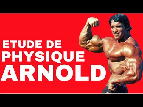 Etude des Physiques : Arnold Schwarzenegger