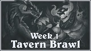 Funny And Lucky Tavern Brawls - Week 1 - Duration: 4:24.