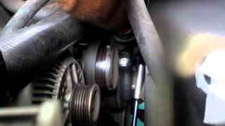 Changing The Serpentine / Drive Belt On A Ford F150
