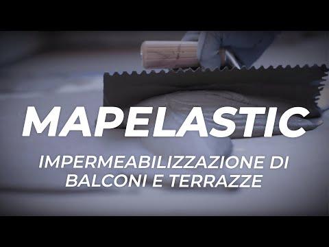 Mapei Mapelastic - rifacimento balconi