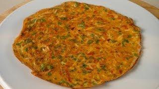 Indian Masala Omelette..