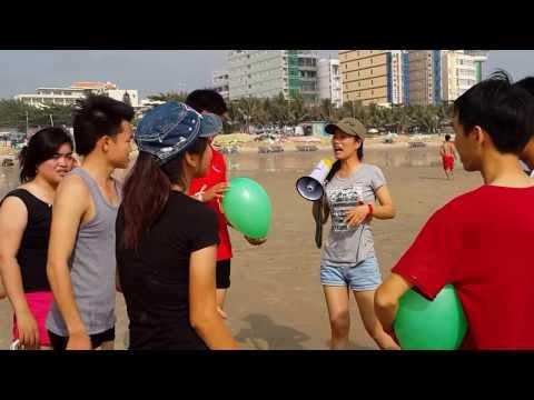 Khu Du Lịch The BCR chơi Team tại Vũng Tàu . 12/2013