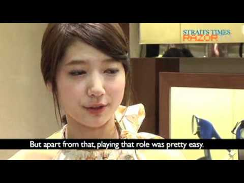 Which hot co-star would she date? (Park Shin Hye Pt 2)