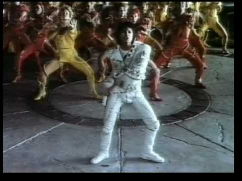 Michael Jackson - We Are Here To Change The World / Another Part Of Me (Captain EO), We Are Here To Change The World and Another Part Of Me, by Michael Jackson. From the 3-D film, Captain EO. Property and copyright of their actual owners.