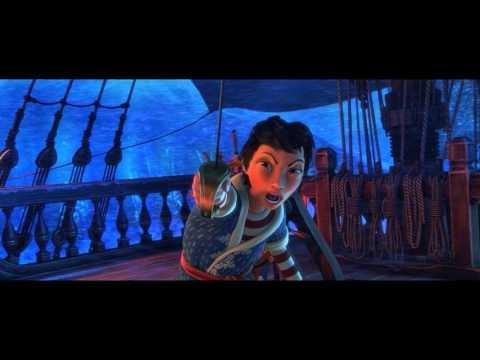 Snehová kráľovná 2 - trailer na rozprávku