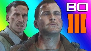 Black Ops 3 Zombies: Easter Egg Boss Fight Attempt