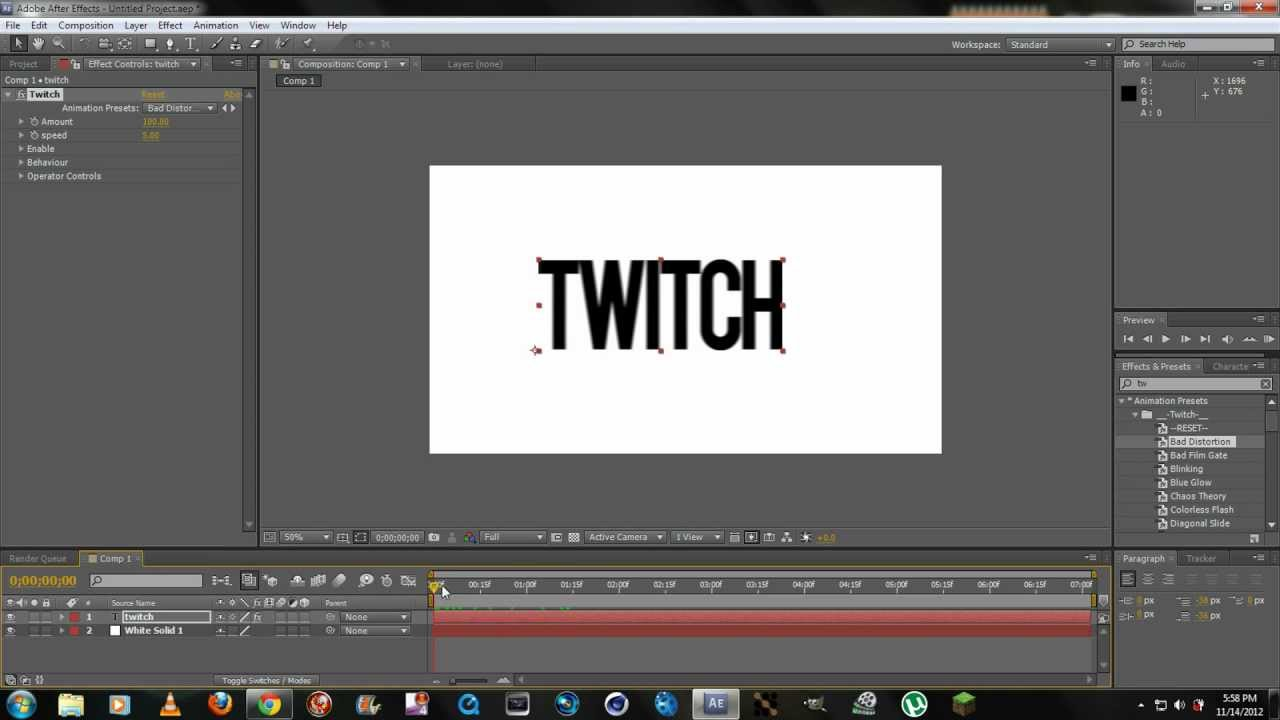 how to add time to your twitch