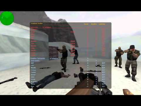 trucos del counter strike 1.6